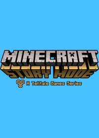 Minecraft: Story Mode (Xbox 360) - okladka