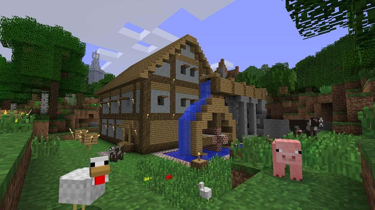 Recenzja Minecraft Xbox 360 Miastogier Pl