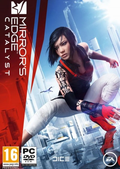 Mirror's Edge: Catalyst (PC) - okladka