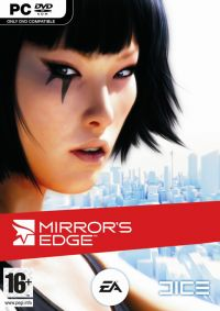 Mirror's Edge (PC) - okladka