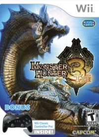 Zapowied� Monster Hunter 3 WII