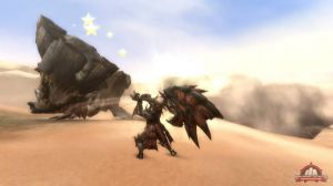 Zapowied� gry Monster Hunter 3