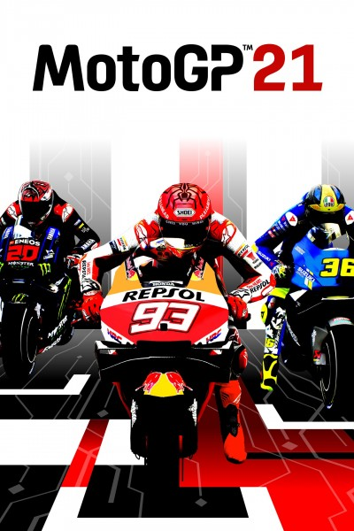 MotoGP 21 (PC) - okladka