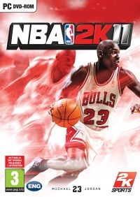 NBA 2K11 (PC) - okladka