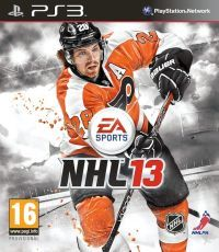 NHL 13 (PS3) - okladka
