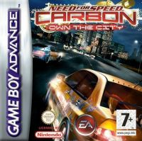 Need for Speed: Carbon (GBA) - okladka