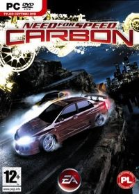 Need for Speed: Carbon (PC) - okladka