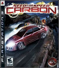 Need for Speed: Carbon (PS3) - okladka