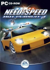 Need for Speed: Hot Pursuit 2 (PC) - okladka