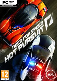 Need for Speed: Hot Pursuit (PC) - okladka