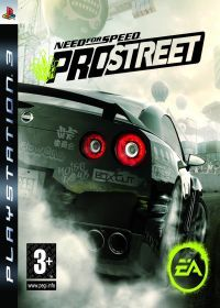 Need for Speed ProStreet (PS3) - okladka