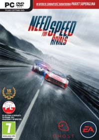 Need for Speed: Rivals (PC) - okladka