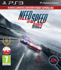 Need for Speed: Rivals (PS3) - okladka