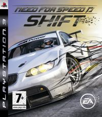 Need for Speed: Shift (PS3) - okladka