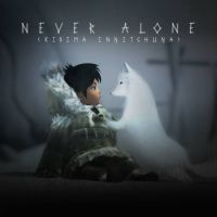Never Alone (PS4) - okladka