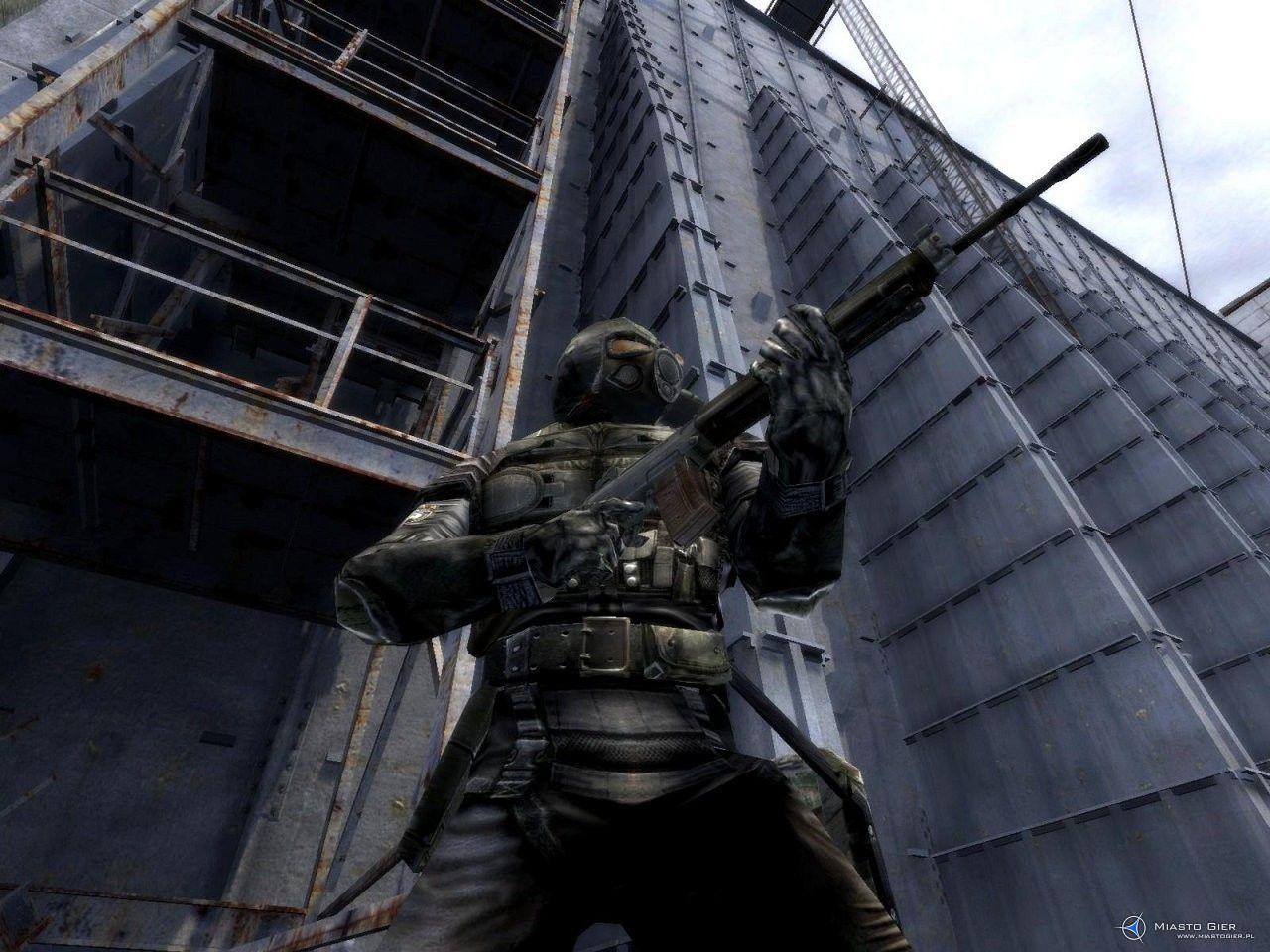 gra s t a l k e r shadow of chernobyl trafiła na półki sklepowe
