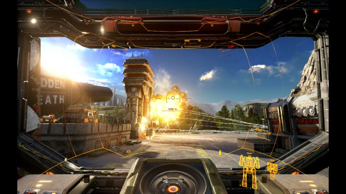 MechWarrior 5: Mercenaries - gameplay z wersji pre-alfa