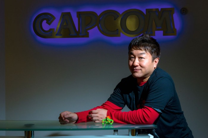 Producent Street Fighter, Yoshinori Ono, odchodzi z firmy Capcom