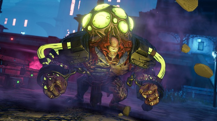 Gameplay z Borderlands 3 - Guns, Love, and Tentacles