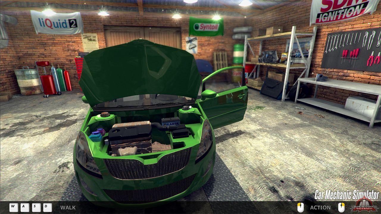 Car Mechanic Simulator 2014 - zapowiedziano kolejny symulator. Tym