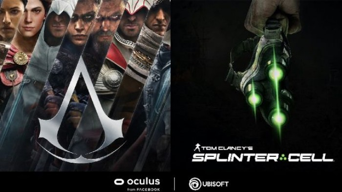 Ubisoft zapowiada Assassin's Creed oraz Splinter Cell na Oculus VR