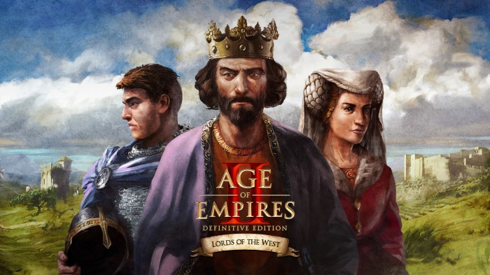 Lords of the West - dodatek do Age of Empires II: Definitive Edition w 2021 roku