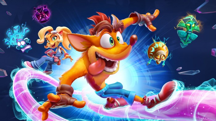 Zwiastun premierowy Crash Bandicoot 4: It's About Time