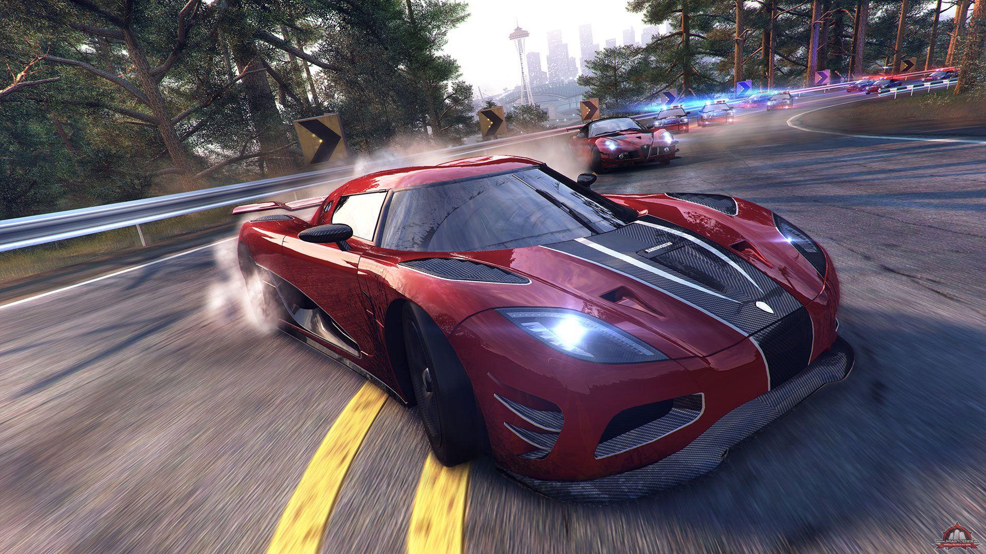Przetestuj dwugodzinny trial gry The Crew na PS4 i Xboksie