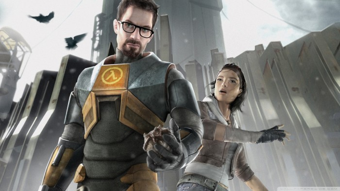 Half-Life 2 - gameplay z fanowskiego remake'u na Unreal Engine 4