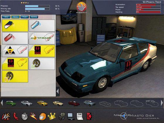 لعبة OverSpeed العاب سباق السيارات