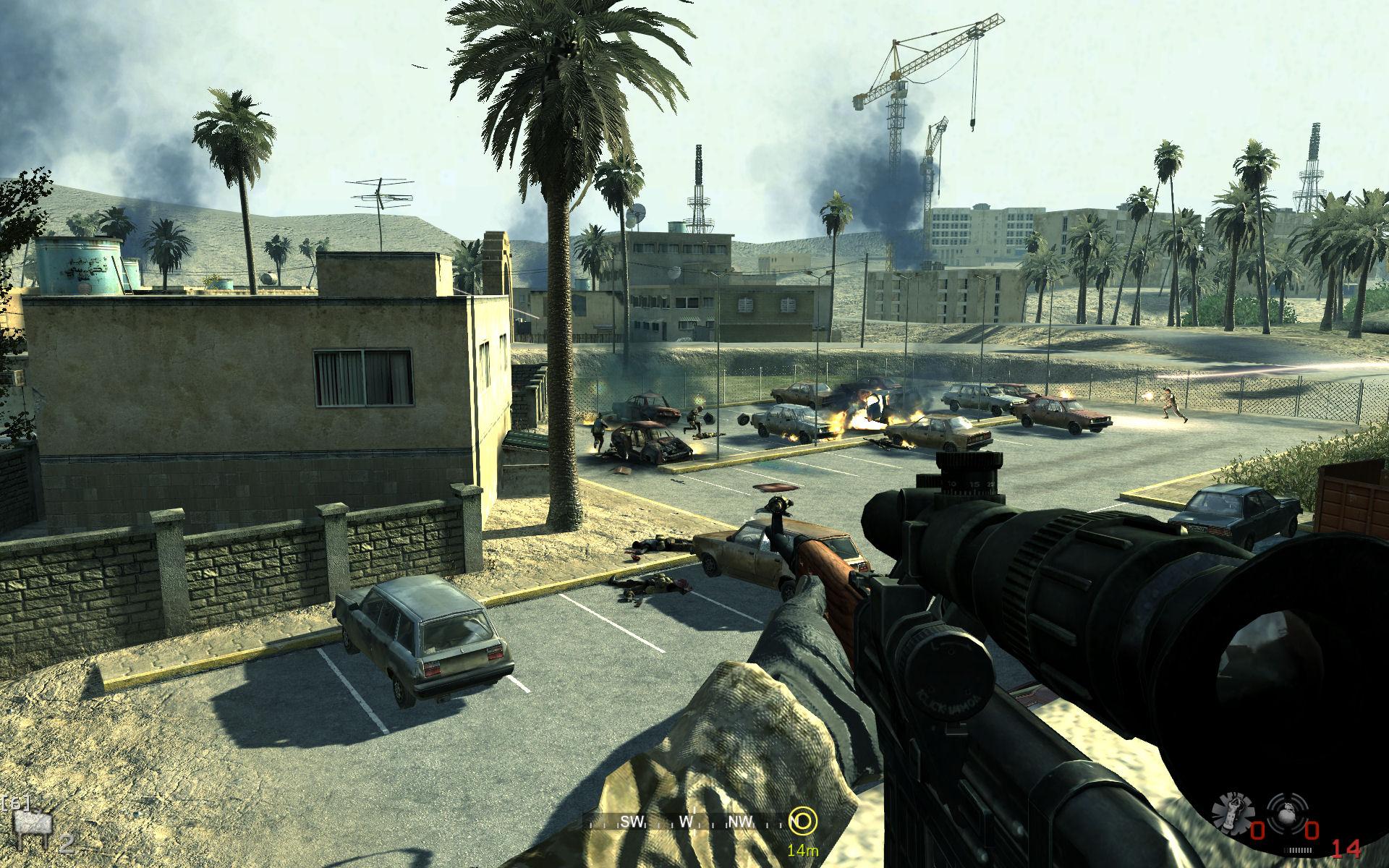 Call of Duty 4: Modern Warfare we wstecznej kompatybilności ...