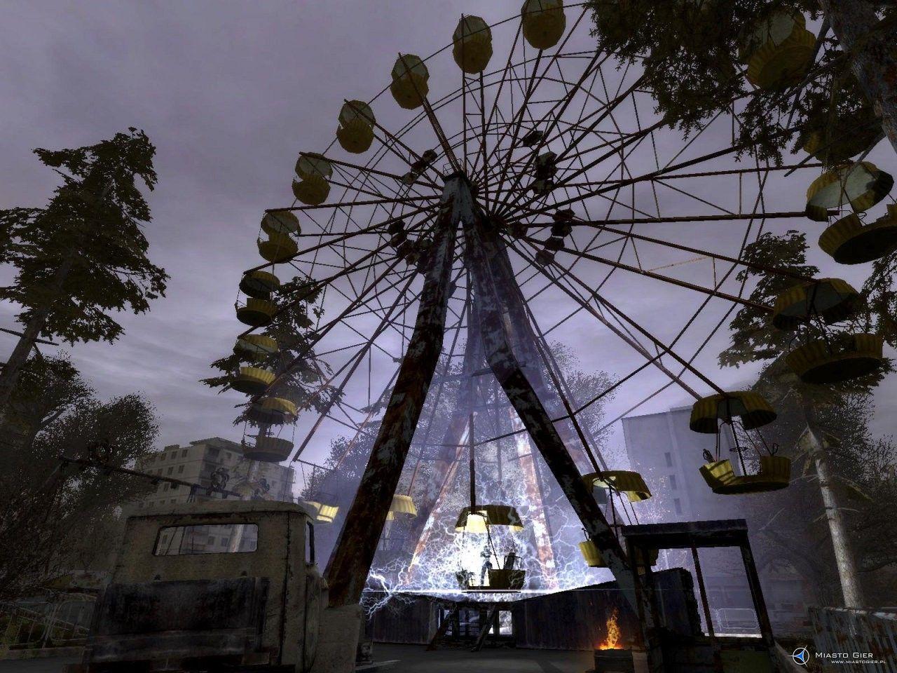 gry S.T.A.L.K.E.R.: Shadow of Chernobyl , tym razem postanowił