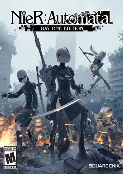 Nier: Automata (PC) - okladka