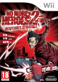 Zapowied� No More Heroes 2: Desperate Struggle WII