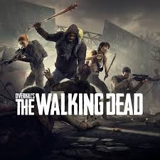 OVERKILL's The Walking Dead (Xbox One) - okladka