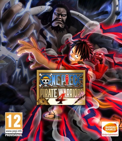 One Piece: Pirate Warriors 4 (PC) - okladka