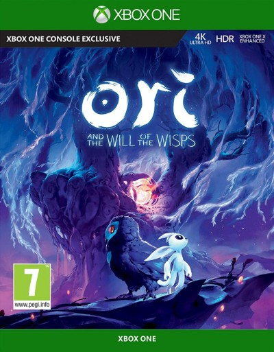 Ori and the Will of the Wisps (Xbox One) - okladka