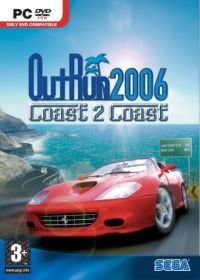 OutRun 2006: Coast 2 Coast (PC) - okladka