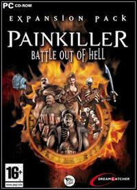Painkiller: Battle Out of Hell (PC) - okladka
