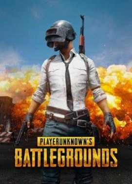 Playerunknown's Battlegrounds (PC) - okladka
