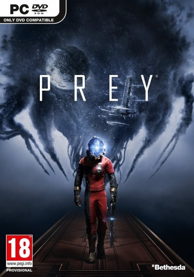 Prey 2017 (PC) - okladka