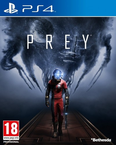 Prey 2017 (PS4) - okladka