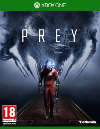 Prey 2017 (XBOXONE) - okladka