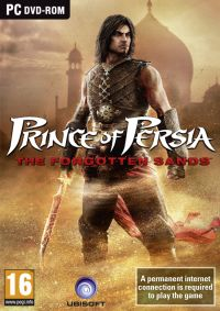 Prince of Persia: The Forgotten Sands (PC) - okladka