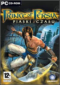 Prince of Persia: The Sands of Time (PC) - okladka