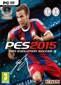 Pro Evolution Soccer 2015 (PC) - okladka