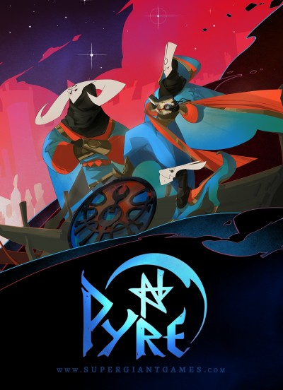 Pyre (PC) - okladka
