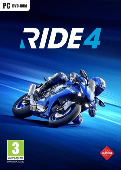 RIDE 4 (PC) - okladka