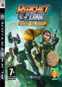 Ratchet & Clank Future: Quest for Booty (PS3) - okladka