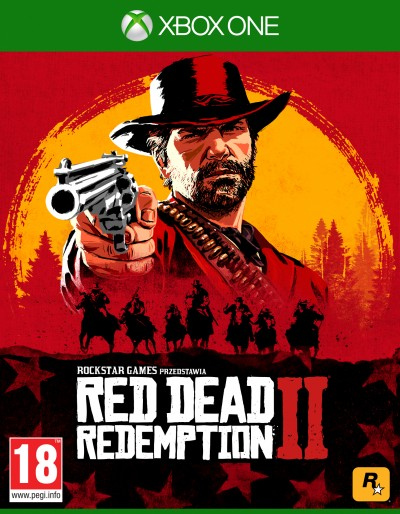 Red Dead Redemption II (XBOXONE) - okladka